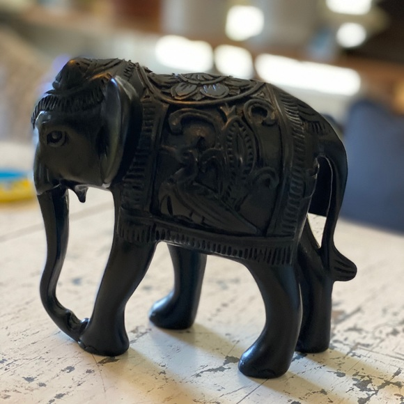 Found Item Other - Carved Elephant